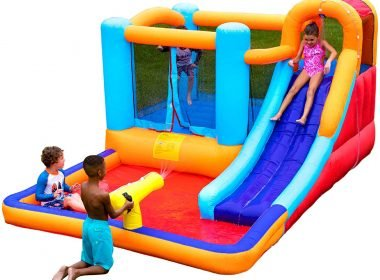 Giant Inflatable Bouncing Castle Review