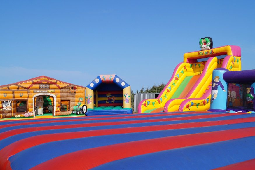 TOP Inflatable Trampolines & Bouncers Reviews in 2021 - Trampoline Guide