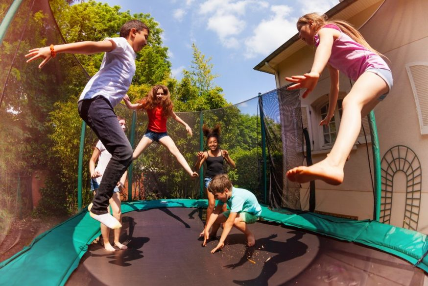 Top Tips on How to Measure a Trampoline in the Right Way - Trampoline Guide